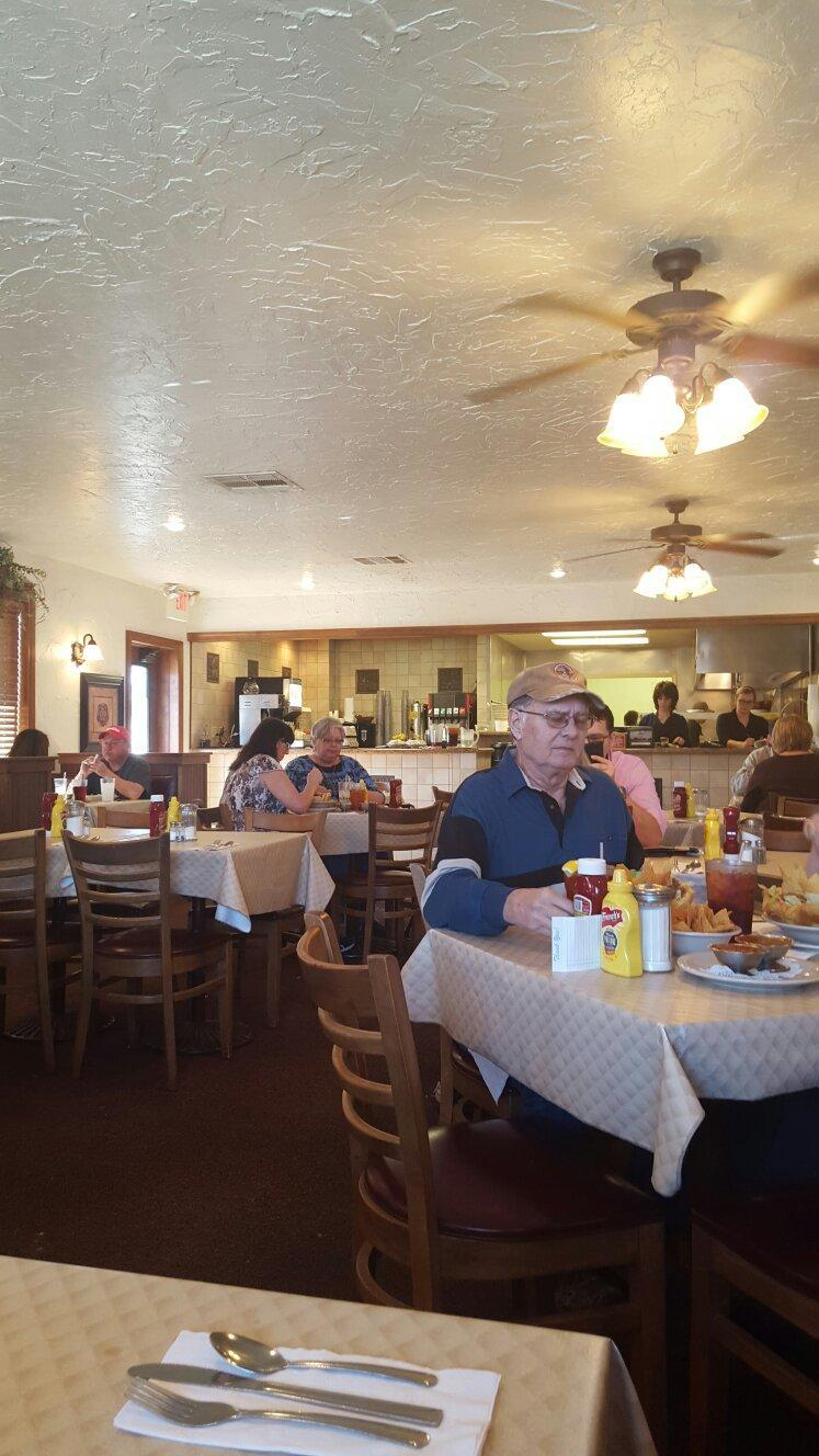 Pecos River Cafe