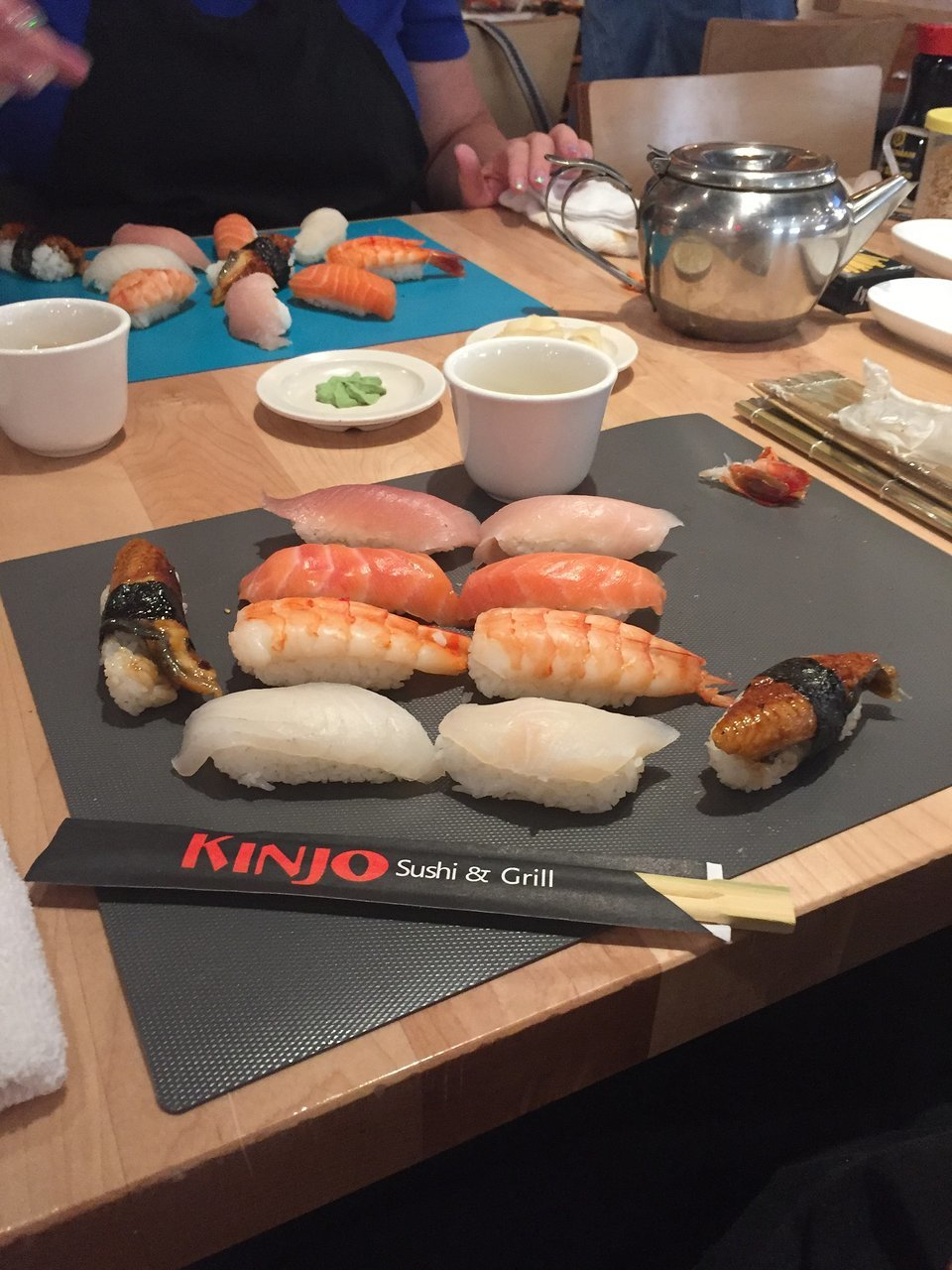 Kinjo Sushi and Grill