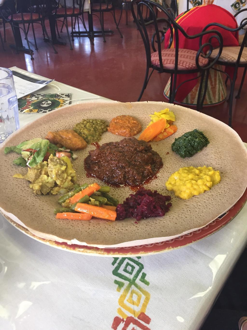 Zehabesha Traditional Etdiopian Food