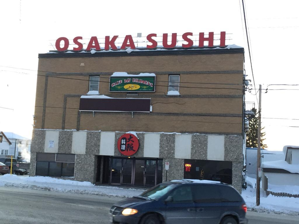 Osaka Sushi All You Can Eat
