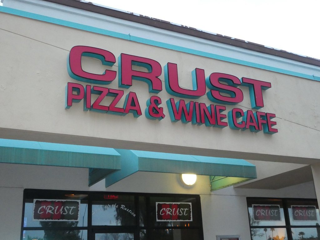 Crust Pizza & Wine Cafe