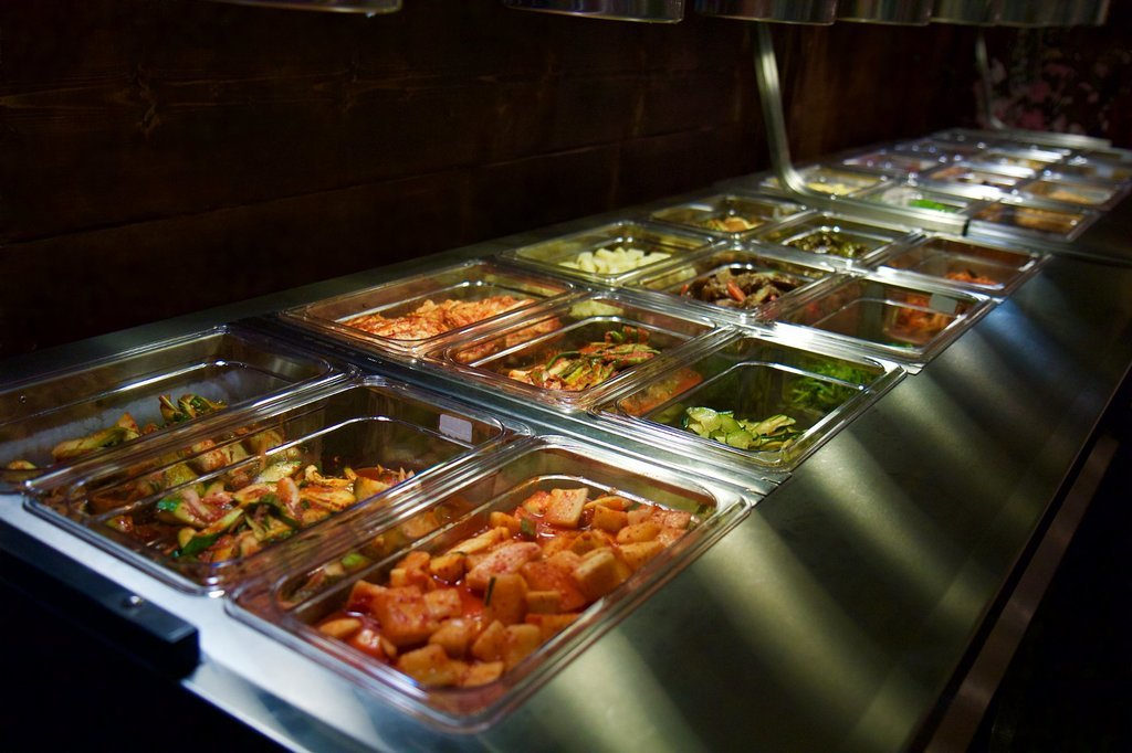 It' All Korean Buffet