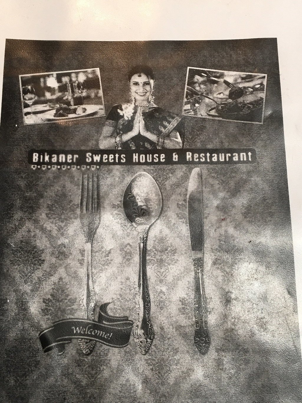 Bikaner sweets house and restaurant