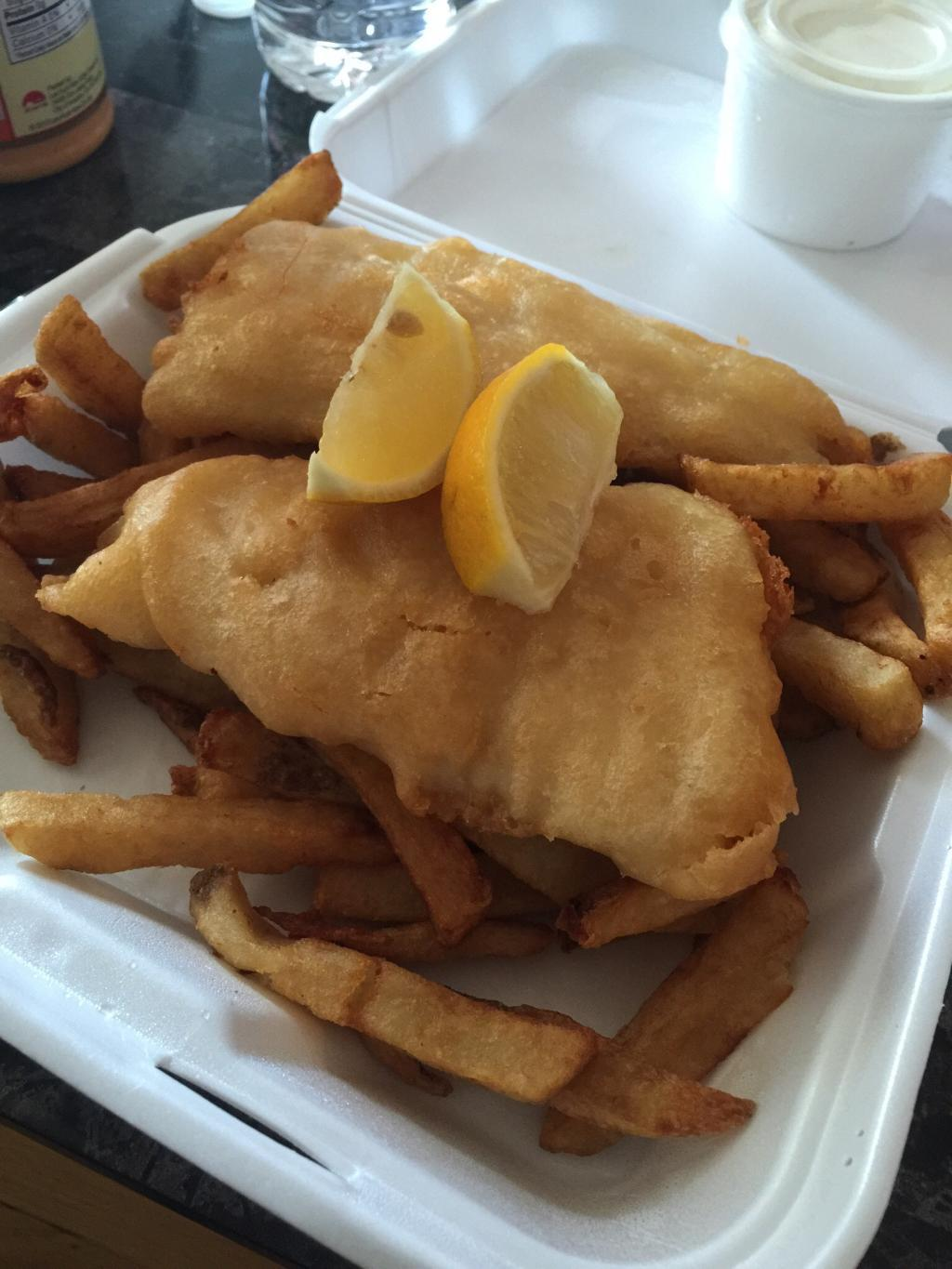 Mommy`s Fish & Chips